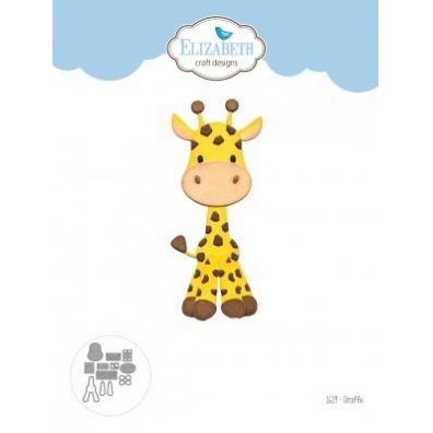 Elizabeth Craft Designs - Giraffe