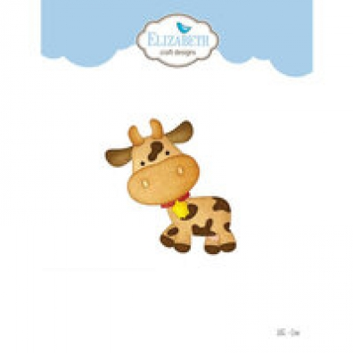 Elizabeth Craft Designs - Cow