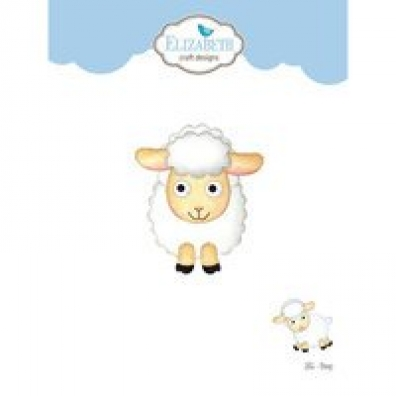 Elizabeth Craft Designs - Sheep