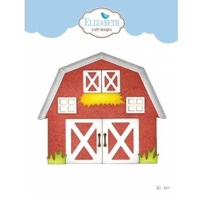 Elizabeth Craft Designs - Barn