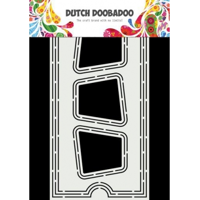 Dutch Doobadoo Dutch Card Art Slimline Ticket