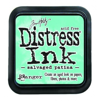 Ranger Distress Inks Pad - Salvaged Patina