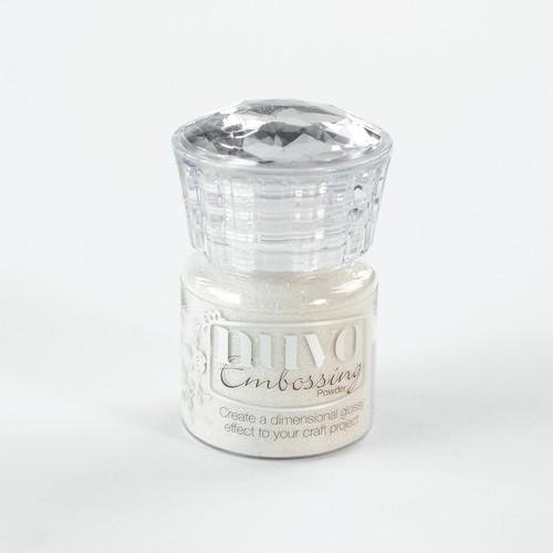 Nuvo Glitter embossing poeder - shimmering pearl