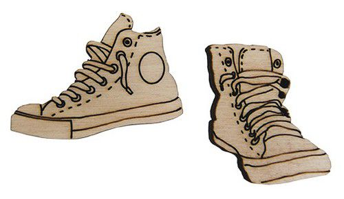 Joy Crafts Woodsters - Sneakers