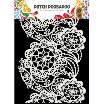 Dutch Doobadoo Dutch Mask Art kant A5