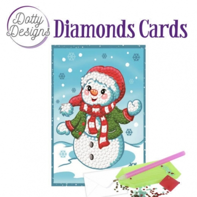Diamonds Cards - sneeuwpop