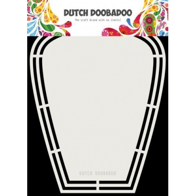 Dutch Doobadoo Dutch Shape Art Bloemblaadjes A5