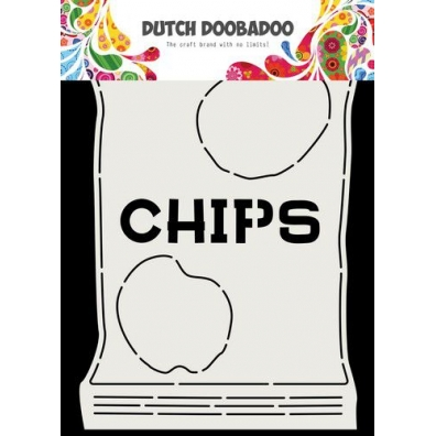 Dutch Doobadoo Card Art A5 Chips