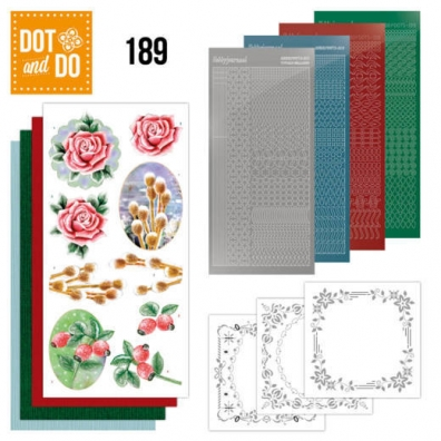 Dot and Do 189 - Winter Flowers