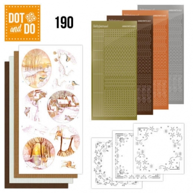 Dot and Do 190 - Yellow. Forest