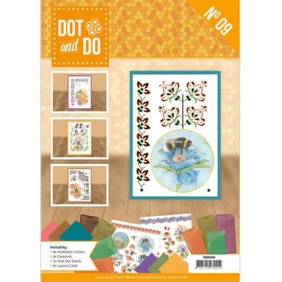 Dot and DO - Jeanine's Art - nr 09