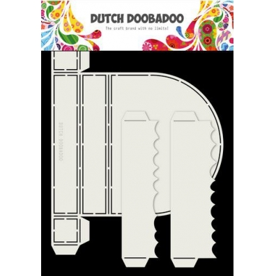 Dutch Doobadoo Box Art Waves A4