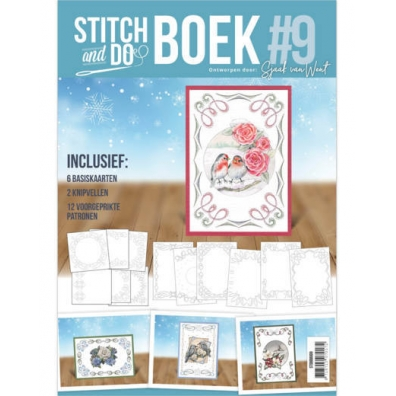 Stitch and Do Boek 9
