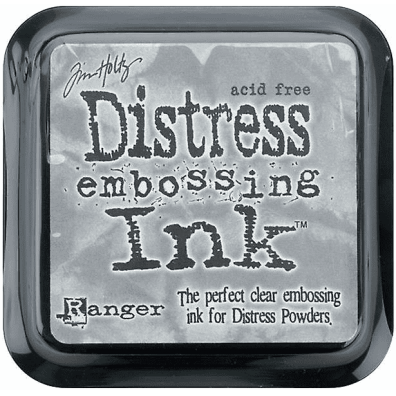 Ranger - Distress embossing Ink