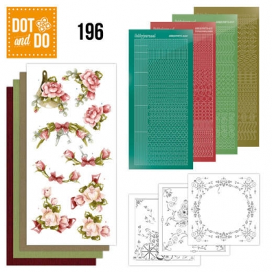 Dot and Do 196 - Romantic Roses
