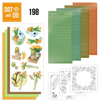 Dot and Do 198 - Welcome Spring