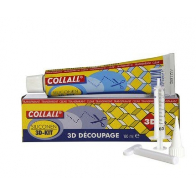 Collall 3D Kit tube 80ml - set